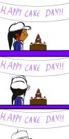 Happy Pi Day 2011 by cheshire-cat-tamer