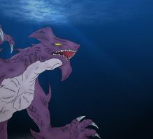 Kaiju: THE DEEP by Cyprus-1