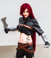 Katarina XI by SteamHive