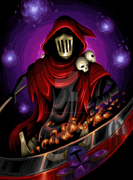 Specter of Torment by the-Adventurer-0815