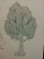 Tree by chriscarter142