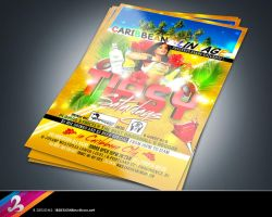 Tipsy Saturdays Flyer 2 by AnotherBcreation