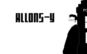 Allons-y by needsmoreclever