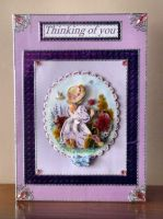 Thinking of You Card1 by blackrose1959