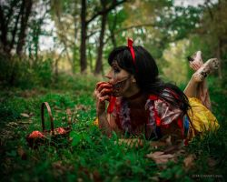 Zombie Snow White by CD842