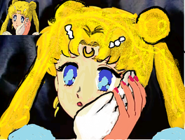 Sailor Moon Episode 35 Redraw by tm6675