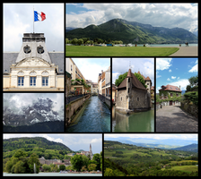 Annecy, France by sed4tive