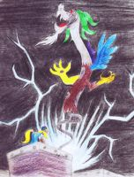 Mad Discord by LeafGrowth