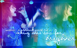 Paramore - Brighter by ShortehLaurs