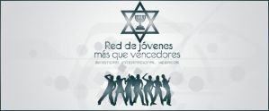 Banner Red de Jovenes by Luishi17