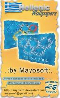 Hellenic Wallpapers by Mayosoft