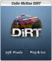 Colin McRae DiRT Icon by Th3-ProphetMan