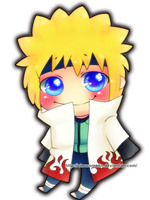 Minato is a Pineapple by cioccoMELLO