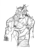 Warcraft III - Orc by SlotheriuS