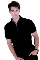 James Maslow PNG 2012 by CaamiMaslow