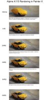 Alpine A110 Tutorial by GoodrichDesign