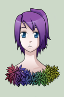 Flower Girl Color by harasi