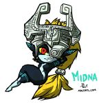 Midna by FlintofMother3