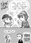 SH - Hats by Sadyna