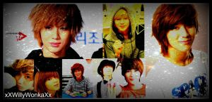 Taemin Collage by xXWillyWonkaXx