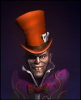 The Mad Hatter by TLishman