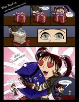 WTF: Intermission No1- OMG moments: B-Day surprize by Aerindarkwater