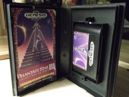 Phantasy Star 3, BEST GIFT EVER! by forever-at-peace