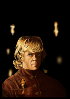 Tyrion Lannister by jeminabox