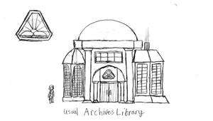 Svae: Archives Library by IrateResearchers