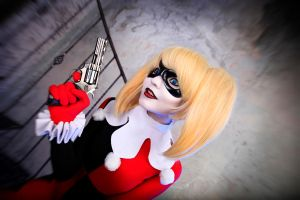 Surprised Harley by JasDisney