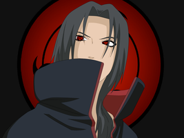 New Uchiha by MimzytheBat