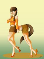 Girltaur by AccessWorld