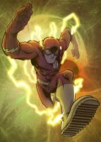 Flash by johnraygun