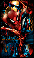 Spiderman by Eunice55