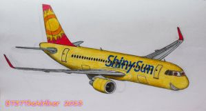 Willie's Original livery and looks (March 2013) by B737TheAirliner