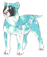 Pit bull design for sale! - sold by bunlimia