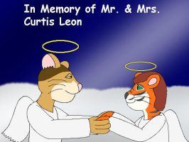 In Memory of Curtis and Arachne by KBAFourthtime