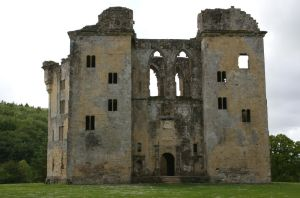 Old Wardour Castle 14 by OghamMoon