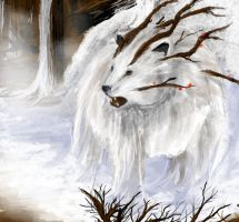 Winter Spirit- Detail by DeviantsDenizine