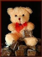 The BEARY best fudge recipe... by LadyAliceofOz