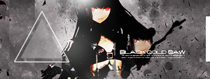 Black Gold Saw by 01-Vaan