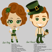 St.Patty's by mirandapearl