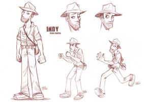 Indy Design by ivancash