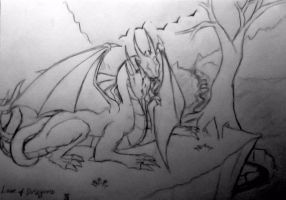 Love of Dragons - Freeline version by falzelo