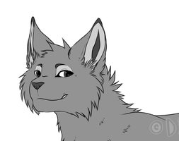 FREE - Cat Lineart 2 - DOWNLOAD IN DESC by DREAMTHlEF