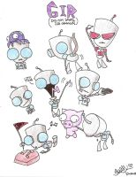 Gir collage by LOLGirlization