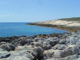 Southernmost Coast of Istria by Paul774