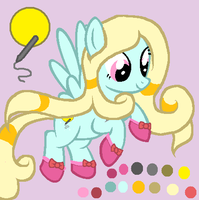Unnamed pony adoptable #2 [CLOSED] by Irisaurus