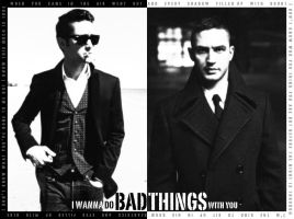 Bad Things by ofitc