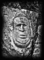 annva stone face by awjay